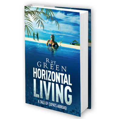 Horizontal Living, a new title by Ray Green coming soon