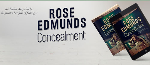 Header of the Blog of Rose Edmunds, Author