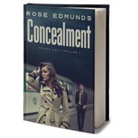 Concealment by Rose Edmunds Front Cover thumbnail