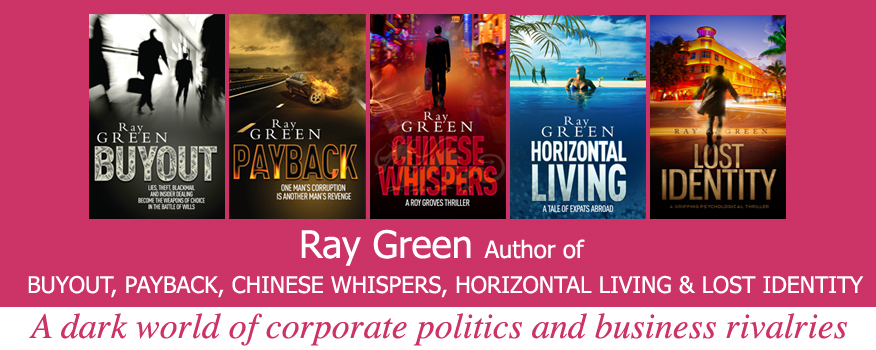 Slide for Ray Green's Books