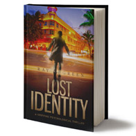 Book cover 'Lost Identity' by Ray Green