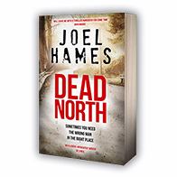 Book cover 'Dead North' by Joel Hames