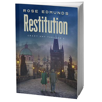 Book cover 'Restitution' by Rose Edmunds