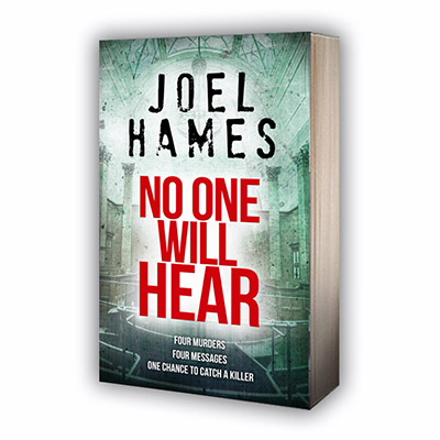 Book cover of No One Will Hear by Joel Hames