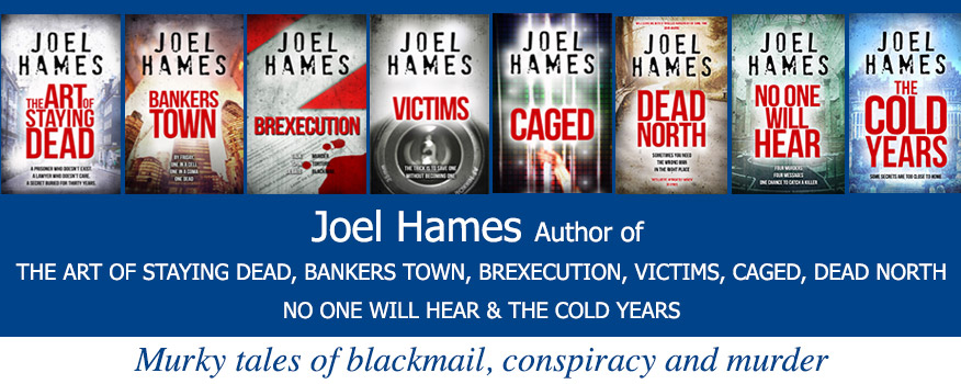 Slide for Joel Hames's Books
